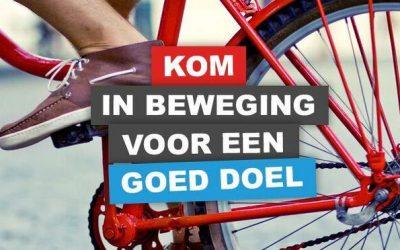 MA Lifestyle Club fietstocht voor de Voedselbank!